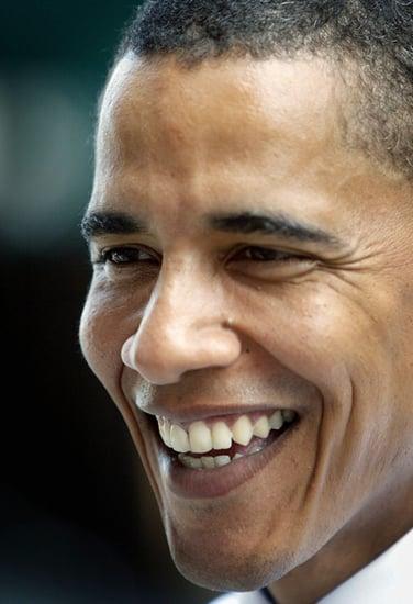 I'm Voting for Barack Obama