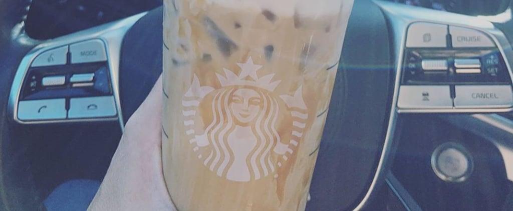 How to Order Starbucks Salted Caramel White Mocha Cold Brew
