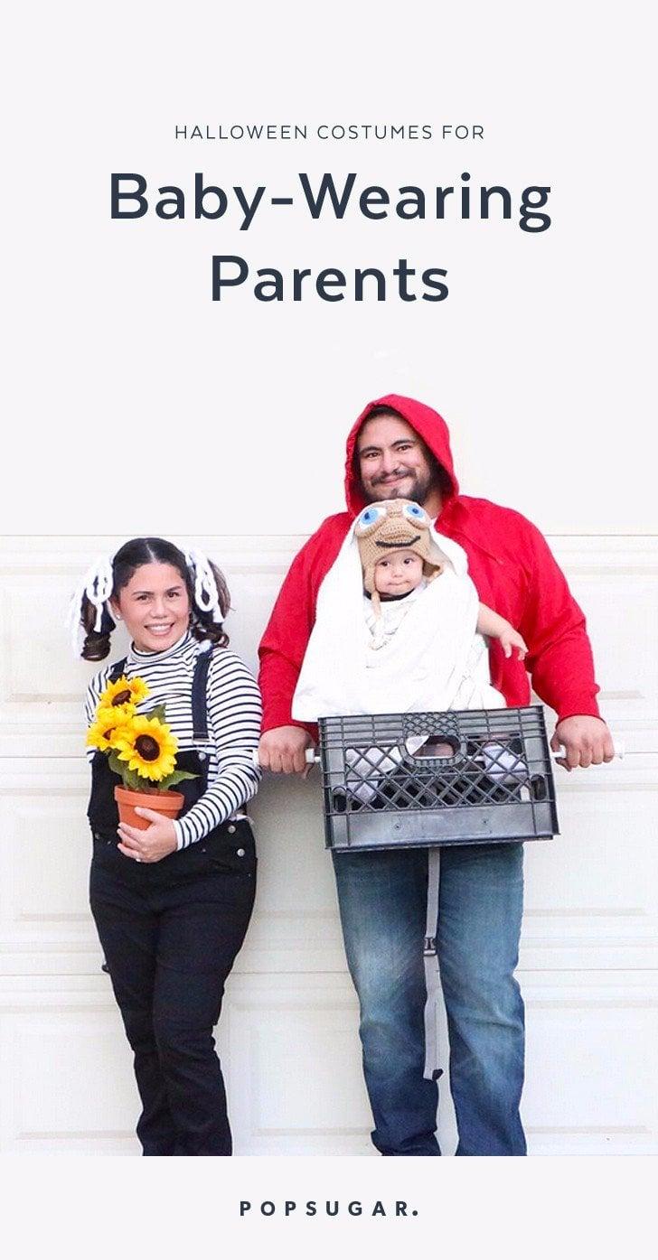 Baby Carrier Halloween Costumes