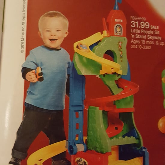 Mom Thanks Target For Featuring Her Son With Down Syndrome
