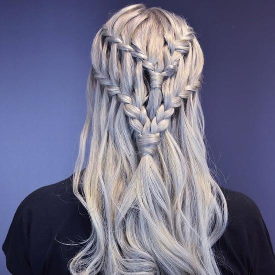 Game of Thrones, Khaleesi Plait Hairstyle