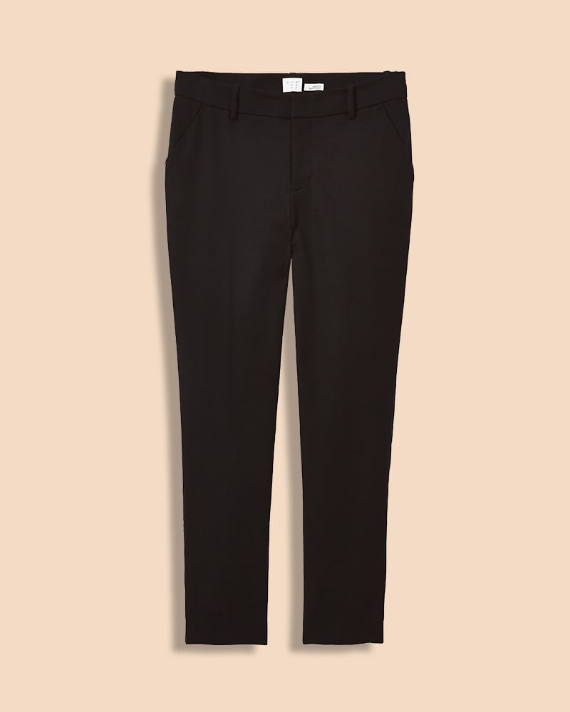 Skinny High Rise Ankle Pants