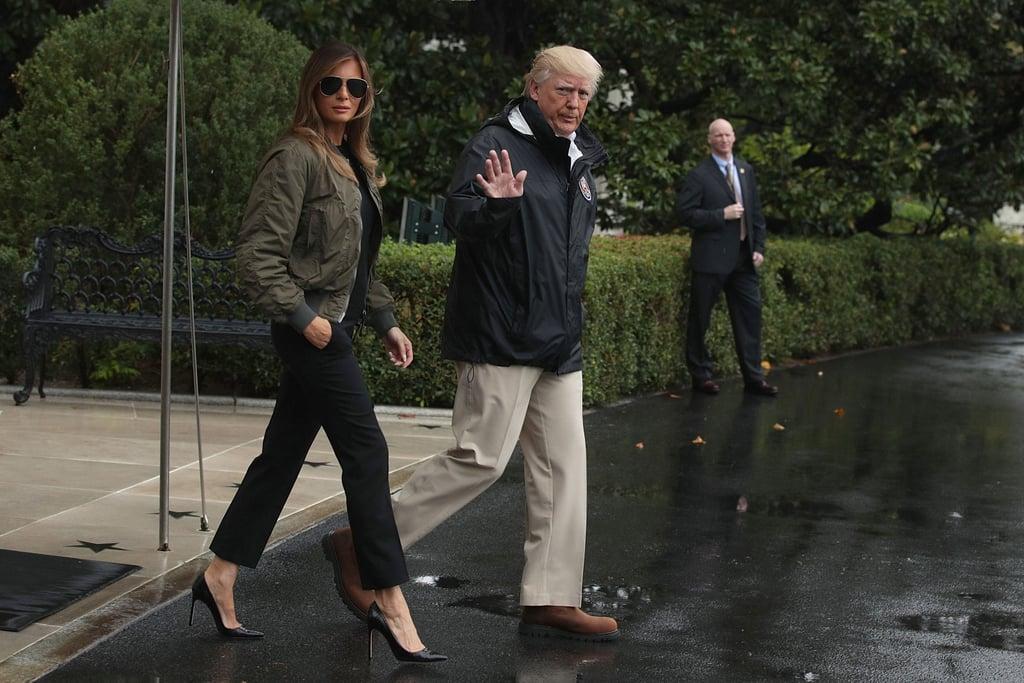 Melania Trump Heels