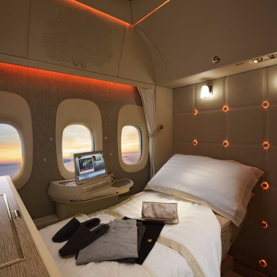Emirates First Class Cabin 2017