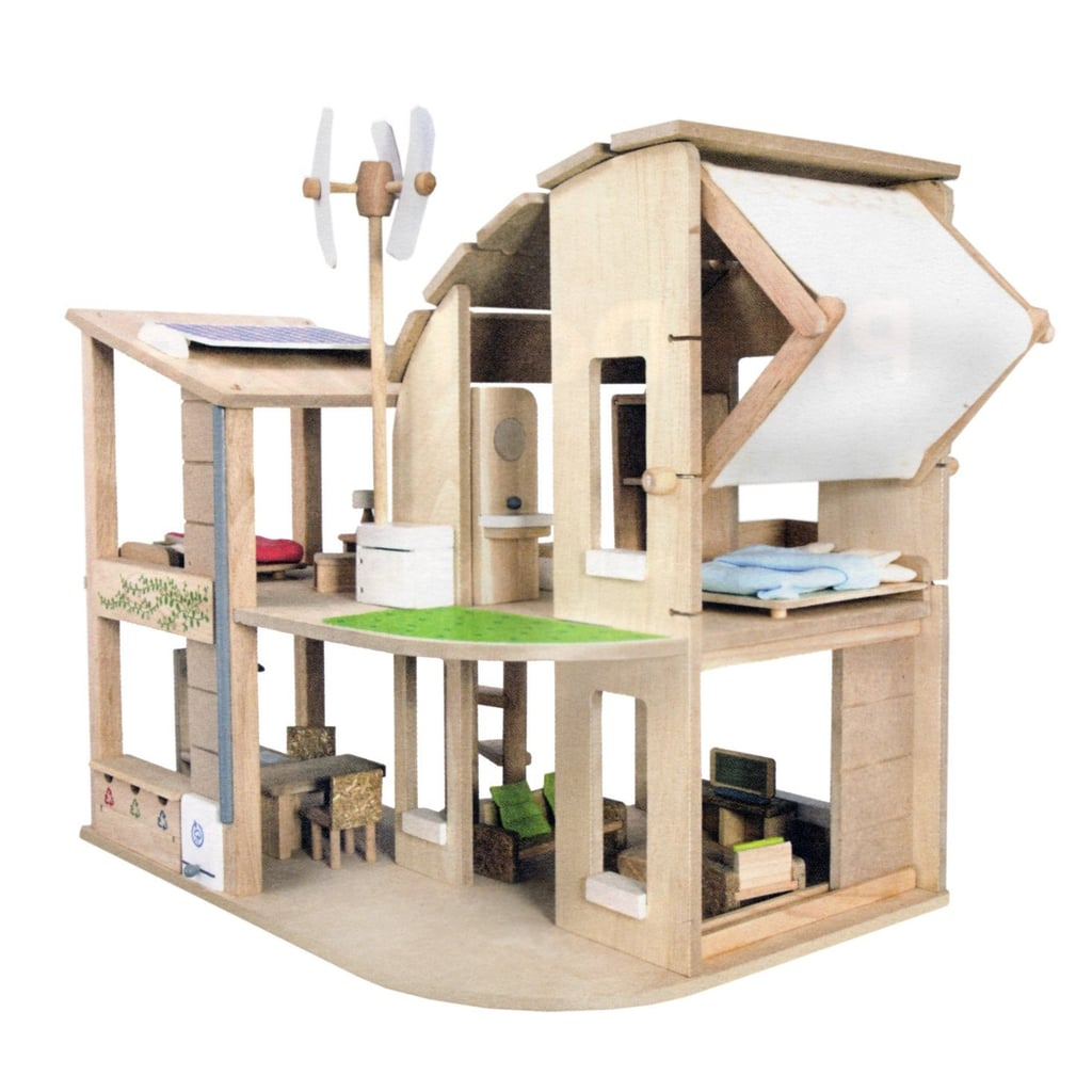 Plan Toys the Green Dollhouse