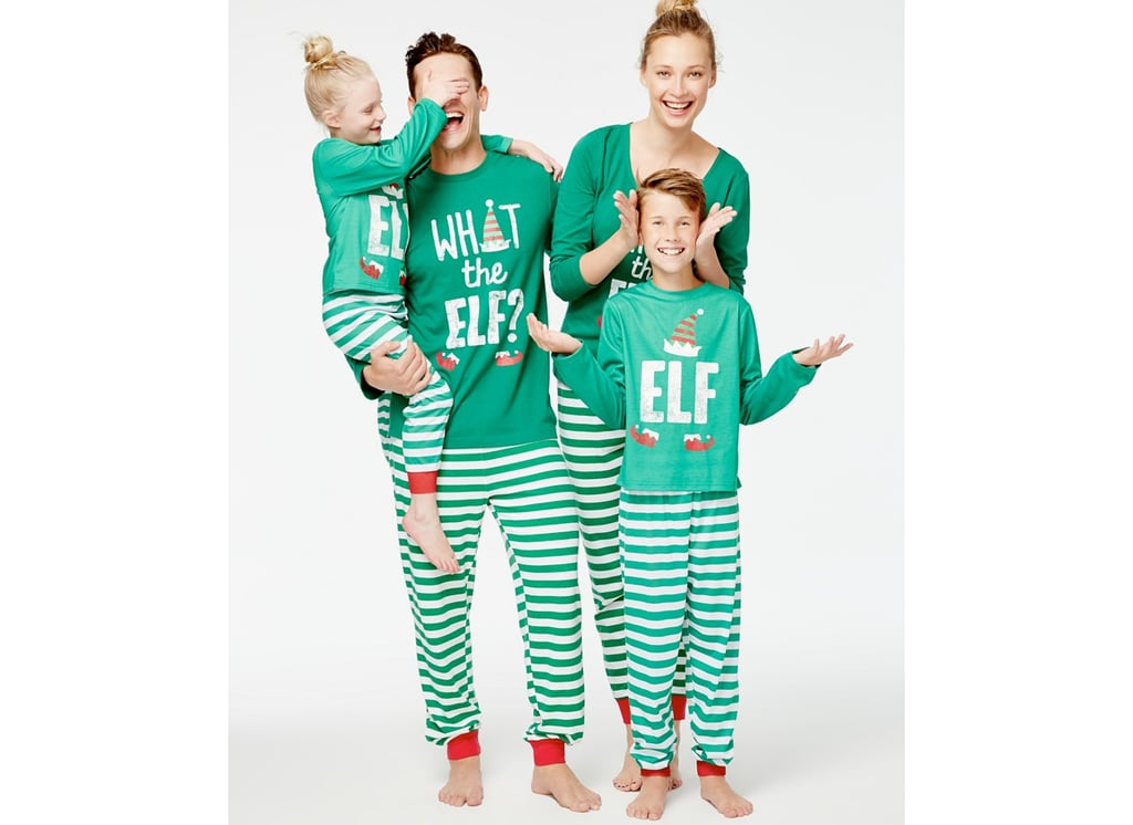 Matching Family Christmas Pajamas | POPSUGAR Moms Photo 20