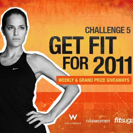 FitSugar Giveaway! Share a Workout and Enter to Win