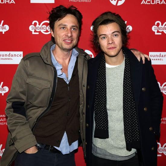 Harry Styles at the Sundance Film Festival 2014 | Video