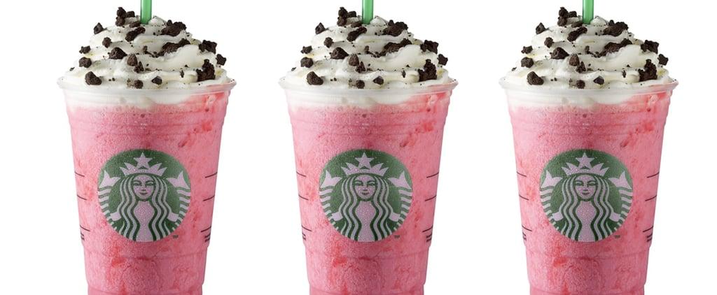 Starbucks International Frappuccinos April 2019