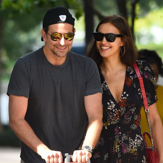Bradley Cooper and Irina Shayk Walking in NYC Oct. 2018