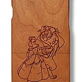 Belle and Beast Sapele Wood Case ($18, originally $28)