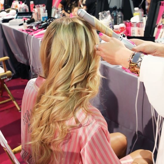How to Do Victoria's Secret Hair Waves