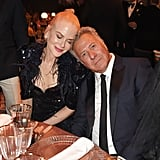 Nicole Kidman and Dustin Hoffman