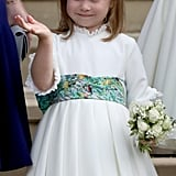 Princess Eugenie's Bridesmaids and Pageboys Pictures