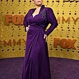 أليكس بورستين في حفل جوائز الإيمي 2019