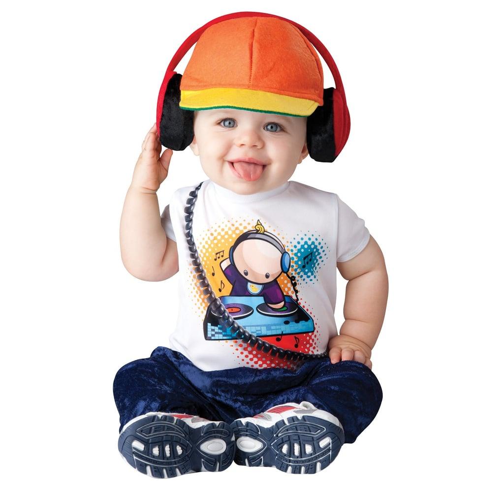 DJ  sc 1 st  Popsugar & DJ | Halloween Costumes For Babies 2018 | POPSUGAR Moms Photo 33