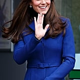 Kate Middleton Prince William in Scotland October 2015