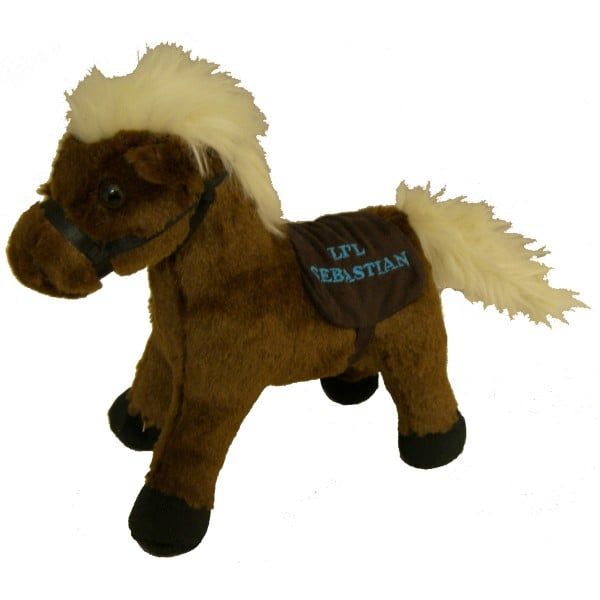 Li'l Sebastian Plush Toy ($19)