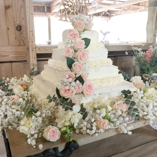 DIY Costco Wedding Cake Hack