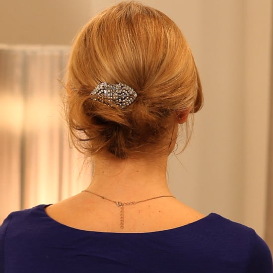 How to Make a Chignon