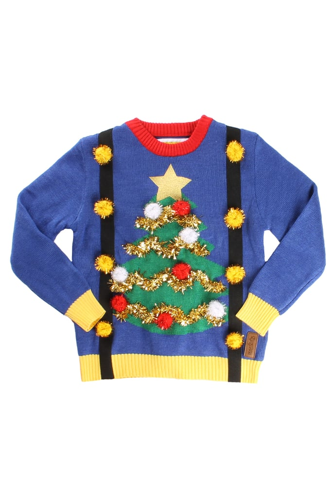 Ugly Christmas Sweaters For Kids Popsugar Moms