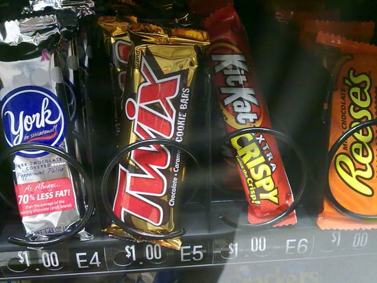 Vending Machines at School