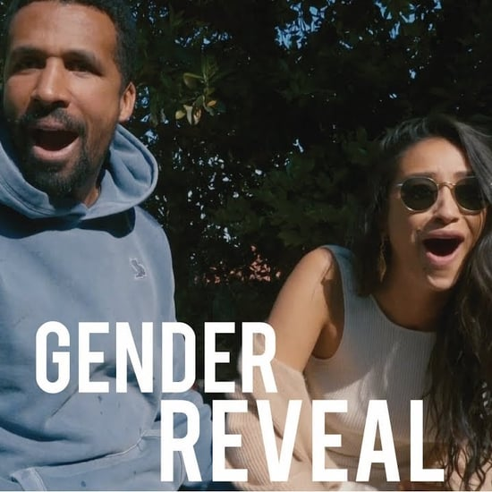 Shay Mitchell's Power Ranger Gender Reveal Video