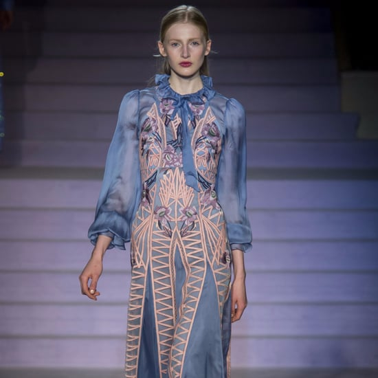 Temperley London Autumn/Winter 2017 at London Fashion Week