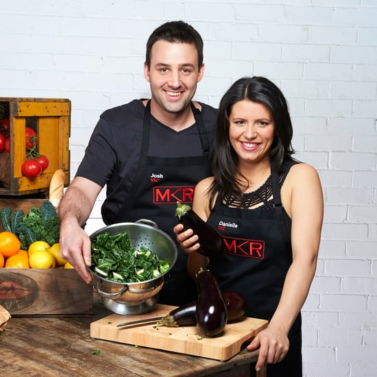 My Kitchen Rules 2014 Interview: Josh and Danielle