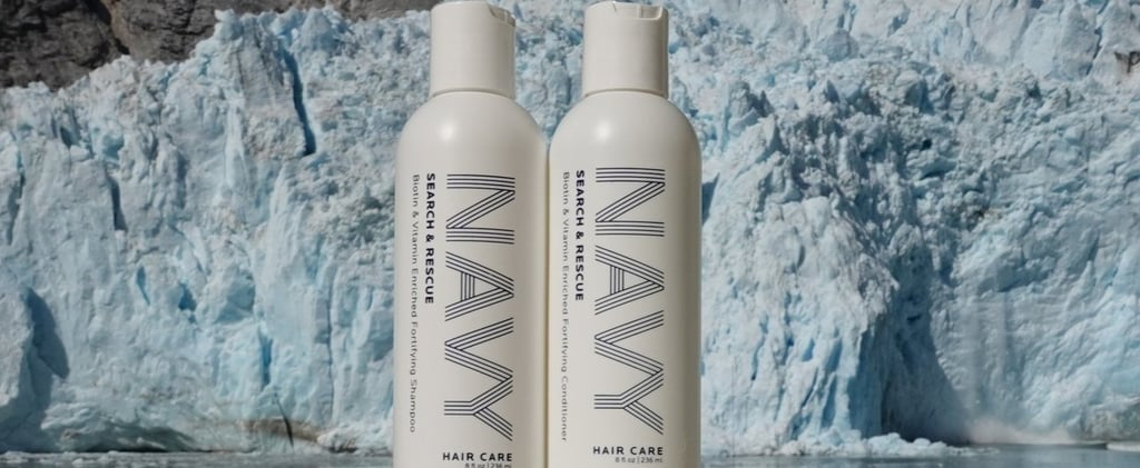 Navy Haircare Product Review For Postpartum Hair