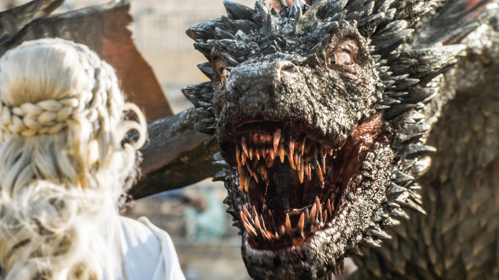 How to Tell Daenerys's Dragons Apart on Game of Thrones