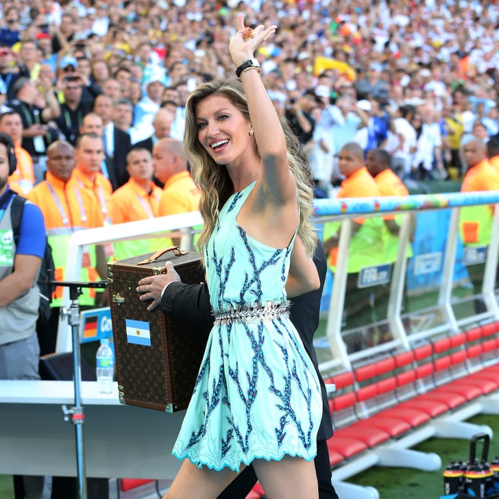 Who Won the World Cup — Germany or Gisele?