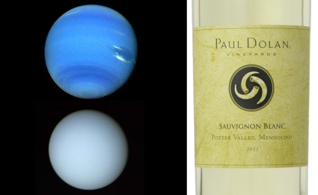 Neptune/Uranus and Sauvignon Blanc