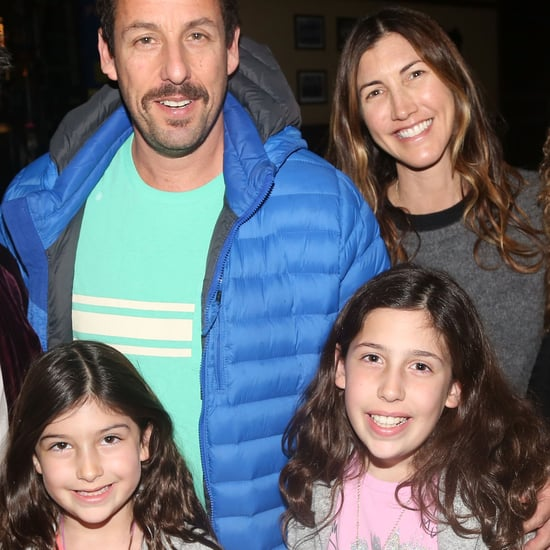 Are Adam Sandler's Daughters in Hubie Halloween?