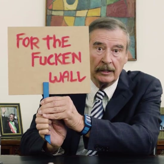 Vicente Fox Message to Donald Trump Video