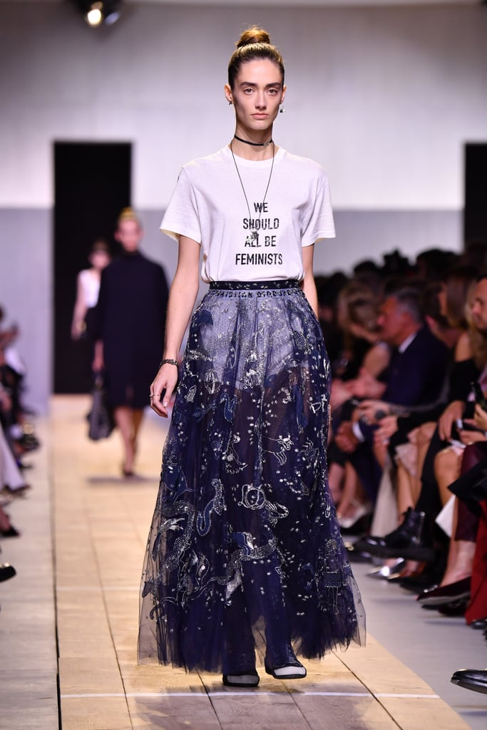 Designers Got Political at Fashion Week