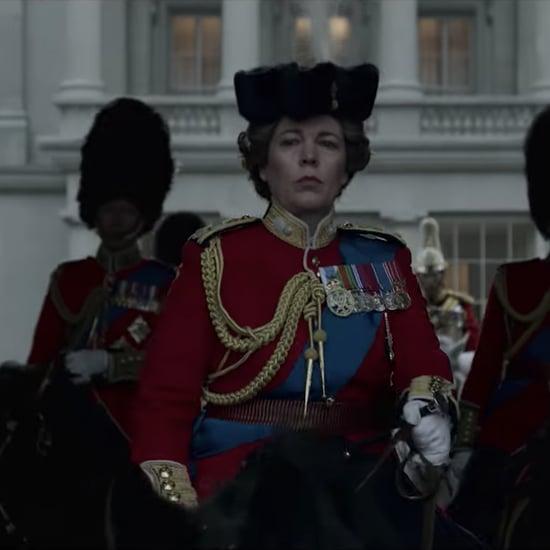 The Crown Season 4 Teaser Gives First Look at Princess Diana