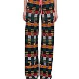 Missoni Pull-On Patchwork Wool Wide-Leg Pants