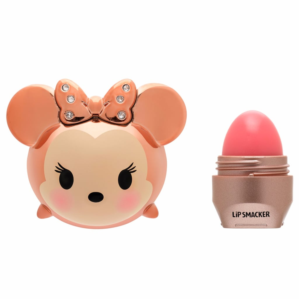 Mickey and Minnie Tsum Tsum Metallic Lip Smackers