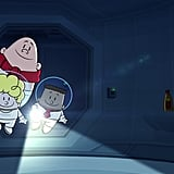 The Epic Tales of Captain Underpants in Space