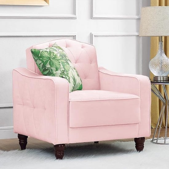 Novogratz Vintage Tufted Accent Chair Review