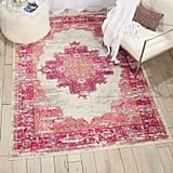 Nourison Passion Bordered Ivory Area Rug