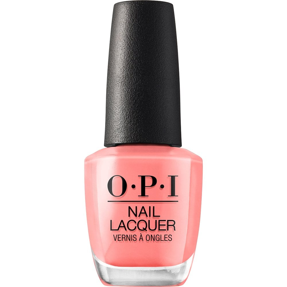 Salmon Orange Nail Polish Colors For Summer Popsugar Beauty Photo 7