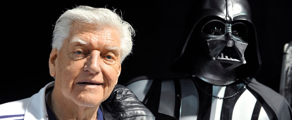 Celebrities React to David Prowse's Death