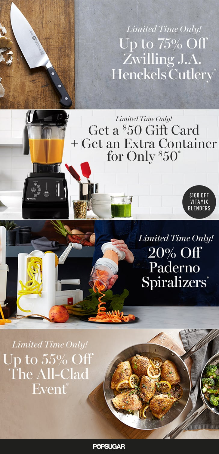 Williams Sonoma The Best Black Friday Sales For The Kitchen Including A Few Of Our Top Picks Popsugar Food Photo 2