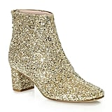 Kate Spade Glitter-Coated Booties  (£277)