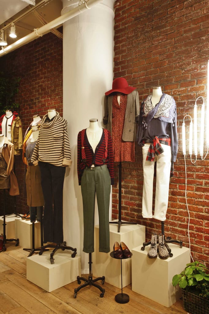 A Peek at Madewell's Fall 2011 Collection