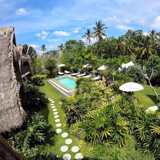 Sandat Glamping Tents in Bali