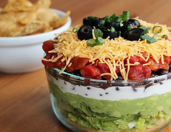The Ultimate Seven Layer Dip