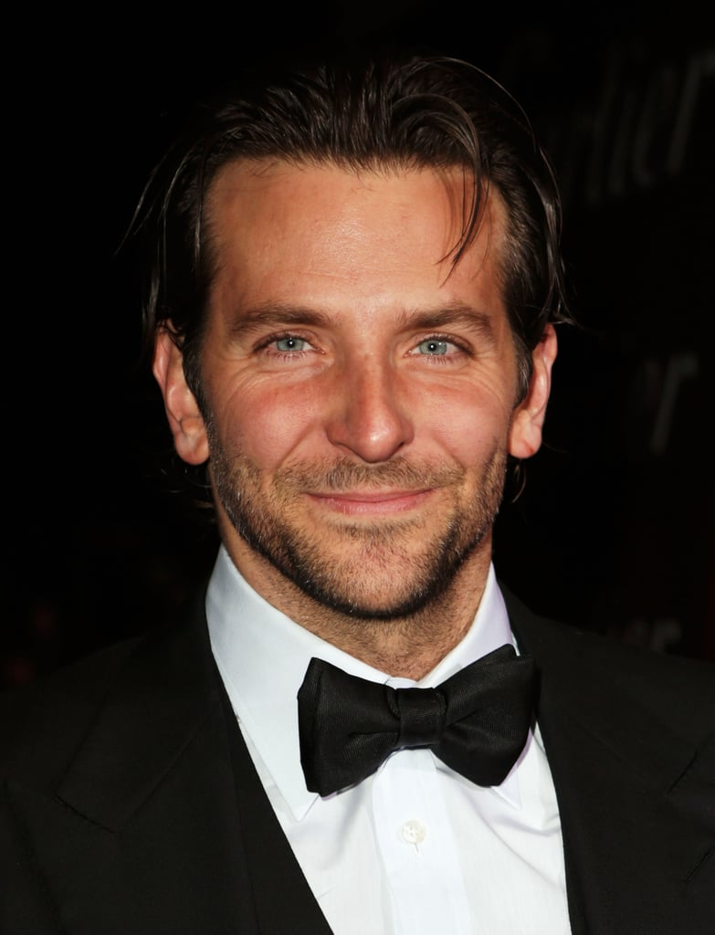 Bradley Cooper Sported A Tux Celebrities At The Palm